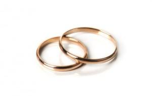Anwalt für Familienrecht München - Eheringe