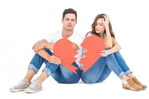 Trennungsjahr vor der Scheidung
