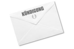 Kündigungsschreiben - Arbeitsrecht